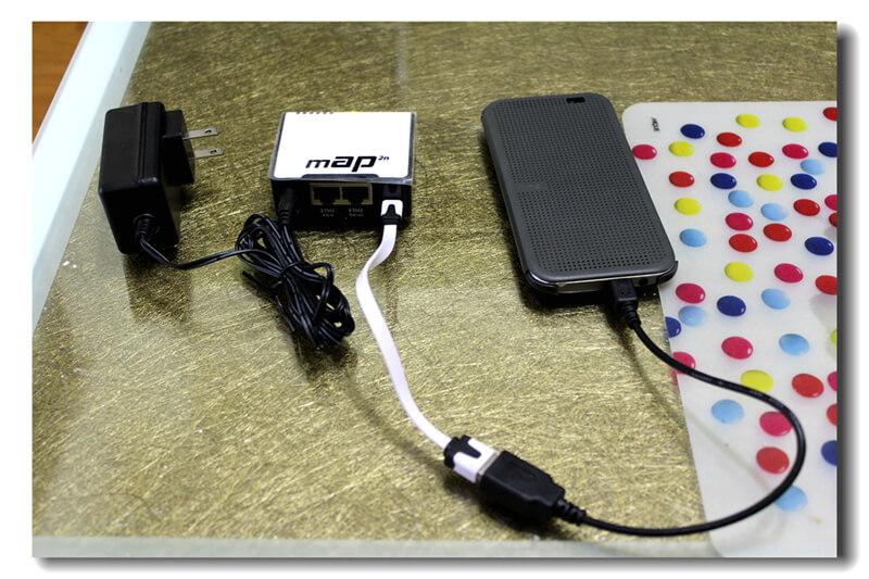 運用手機網路並借助翻牆神器翻牆