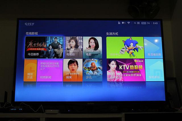 小米盒子GITV